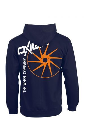 ZIP Hoodie The Wheels Company
