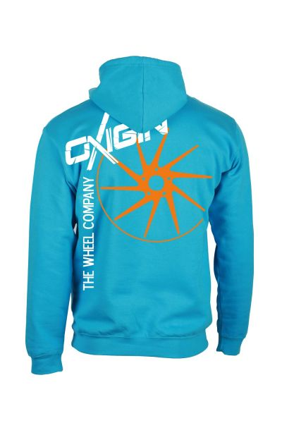 Ox Hoodie The Wheel Company