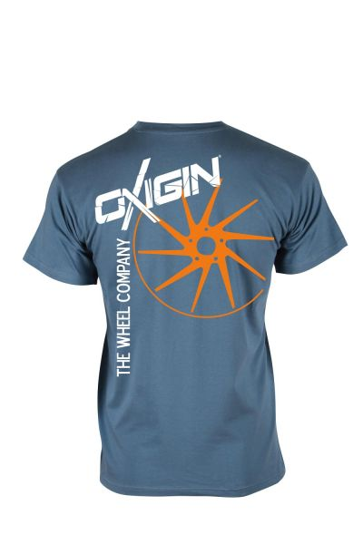 Oxigin T-Shirt The Wheel Company